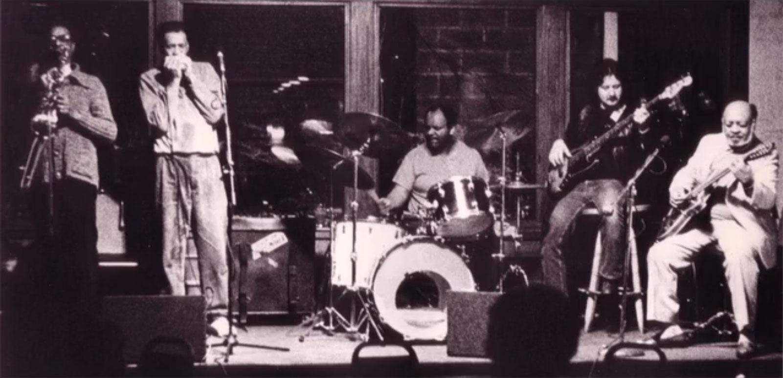 Robert Jr. Lockwood Band